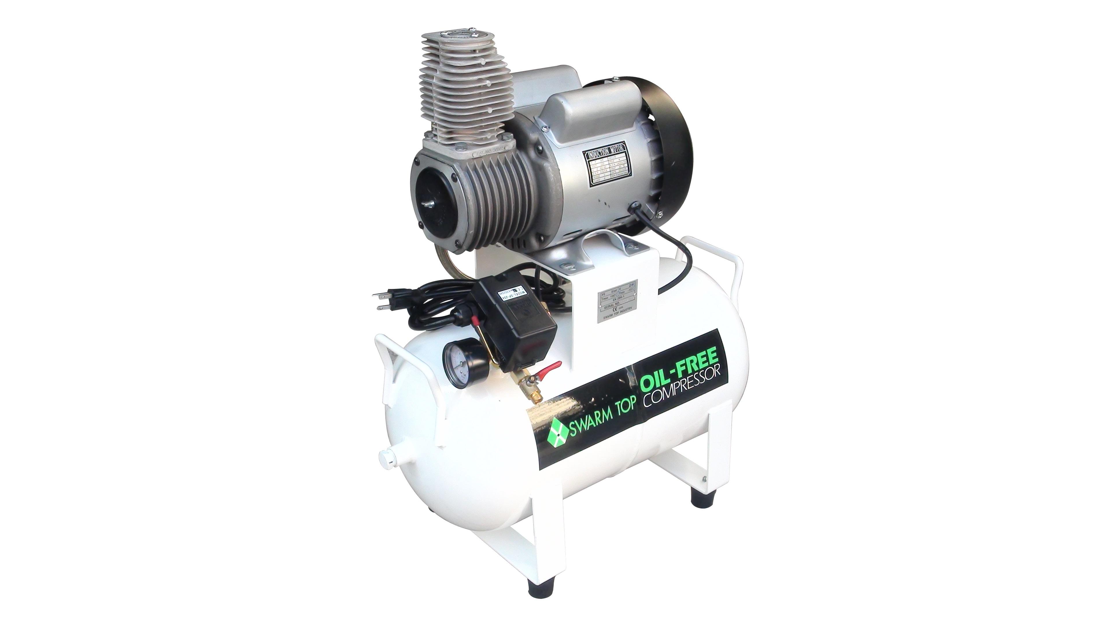 無油式空壓機 50Hz